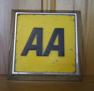 1960's AA badges
