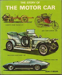 The Story of the Motor Car ISBN 0905694880