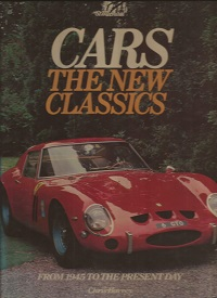 Cars The New Classics by Chris Harvey