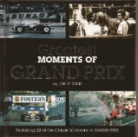 Greatest Moments of Grand Prix ISBN 9781906229412