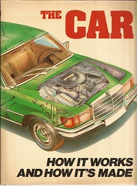 The Car How it Works & How its Made ISBN 0856854530