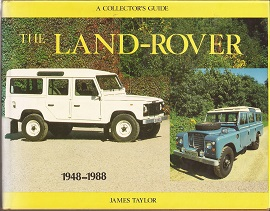 The Land-Rover ISBN 094798125x