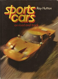 Sports Cars on Road and Track ISBN 0600380394