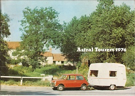 Astral Tourer Caravan Brochure