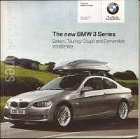 BMW 3 Series Accessories Brochure