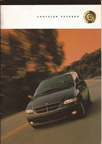 Chrysler Voyager Brochure