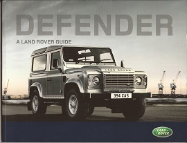 2009 Land Rover Defender Brochure