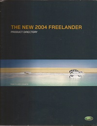 Land Rover Freelander Dealers Product Directory