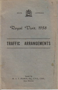 South Australia Royal Visit 1958