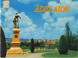 Adelaide Guide Booklet