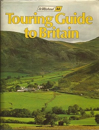 AA Touring Guide to Britain Book 1979