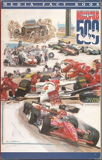 Indianapolis 500 Media Book 1994
