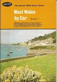 West Wales by Car by Jarrold & Son 1975