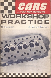 Workshop Practice by Clive Trickey 1966