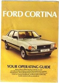 Ford Cortina Mk4 Operating Guide 1979