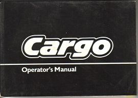 Ford Cargo Operators Manual CH305/101441/0588 1988